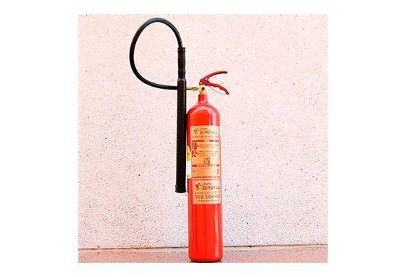 empresas mantenimiento incendios barcelona